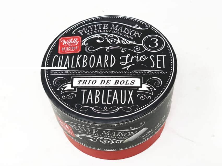 Chalk Bowl Set 6