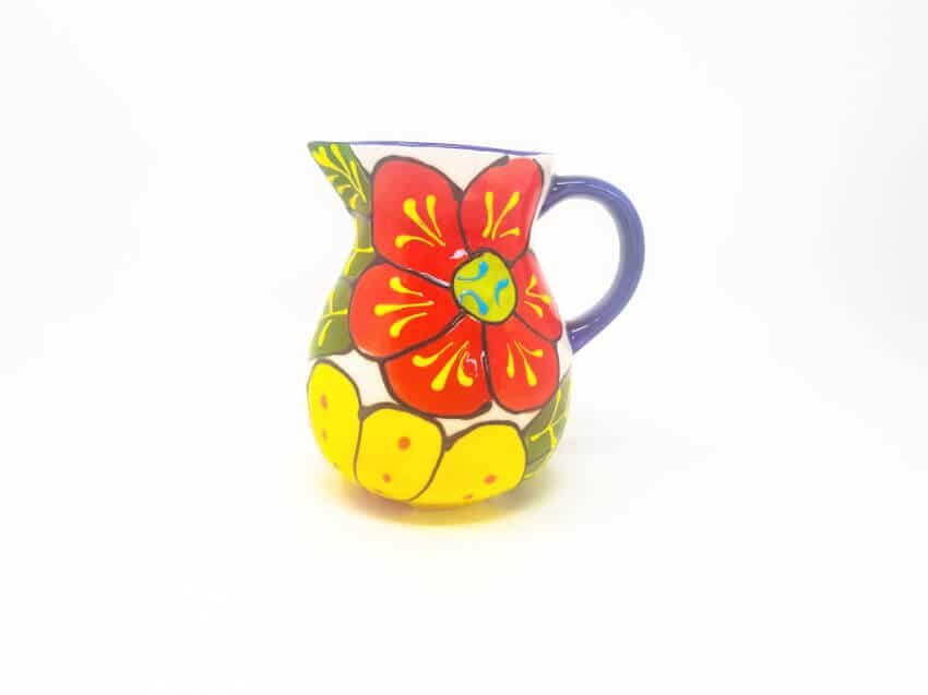 Verano Ceramics Classic Spanish 1l Jug Floral 1