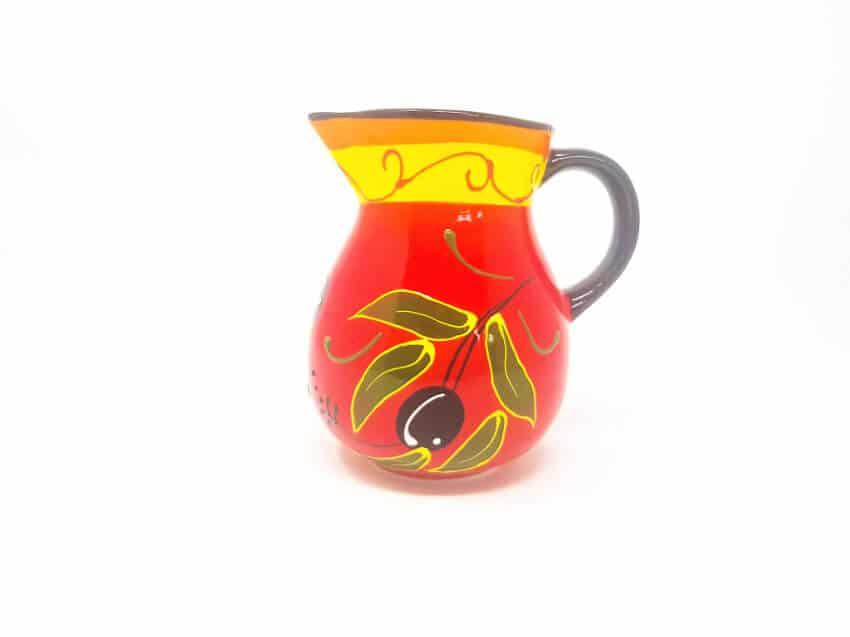 Verano Ceramics Classic Spanish 1l Jug Olive 1