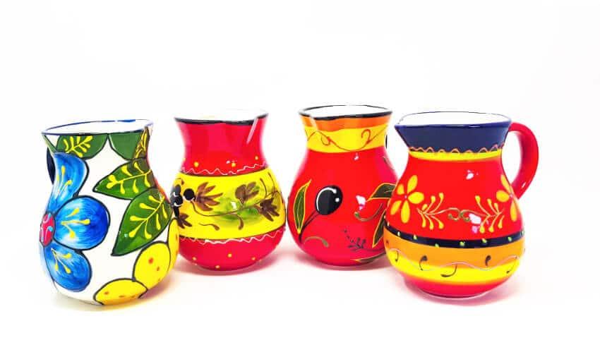 Verano Ceramics Classic Spanish 1l Jugs Group 1