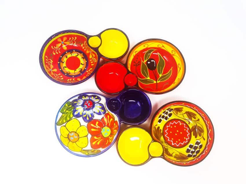 Verano Ceramics Classic Spanish Olive Dish 8 Group 1
