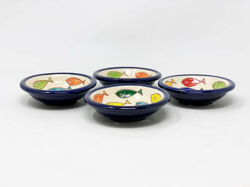 Verano Spanish Ceramics Signature Coloured 10cm Tapas Bowls 2