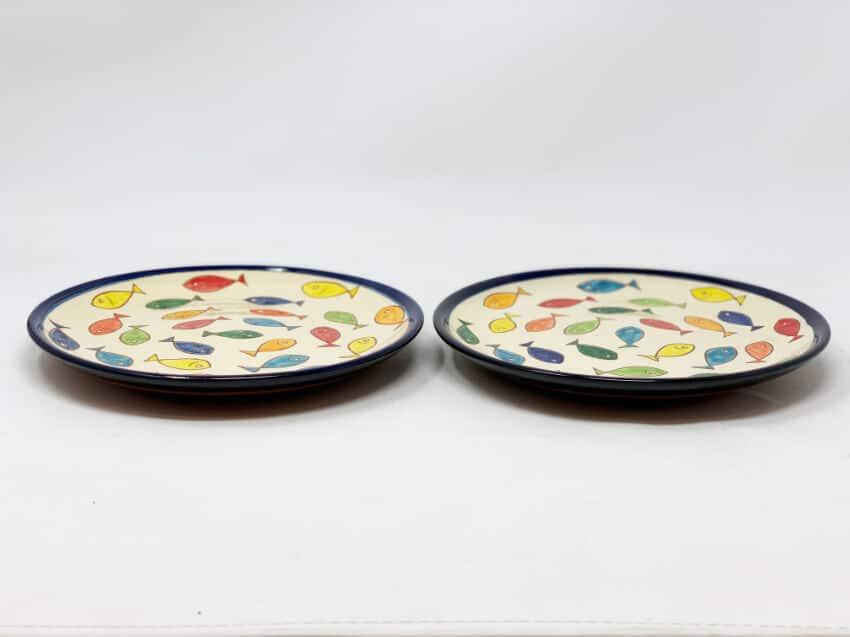 Verano Spanish Ceramics Signature Coloured Plate 5